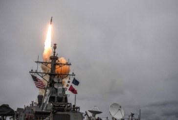EE.UU. y sus aliados europeos atacan a Al Asad y desafían a Rusia