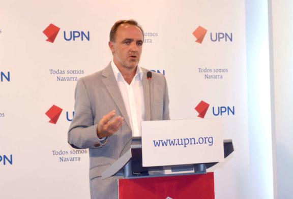 UPN estudia emprender acciones legales contra el Gobierno de Barkos por la ocupación ilegal de Rozalejo