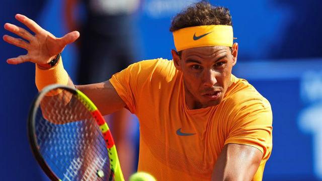 Nadal elimina con autoridad a Wawrinka en octavos de final del Masters 1000 de Toronto