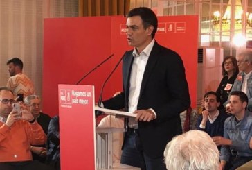 Las encuestas señalan la subida votos para el PSOE y la caída de Cs tras la moción de censura