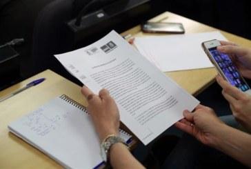 El Congreso podría dar el lunes el primer paso para la moción de censura
