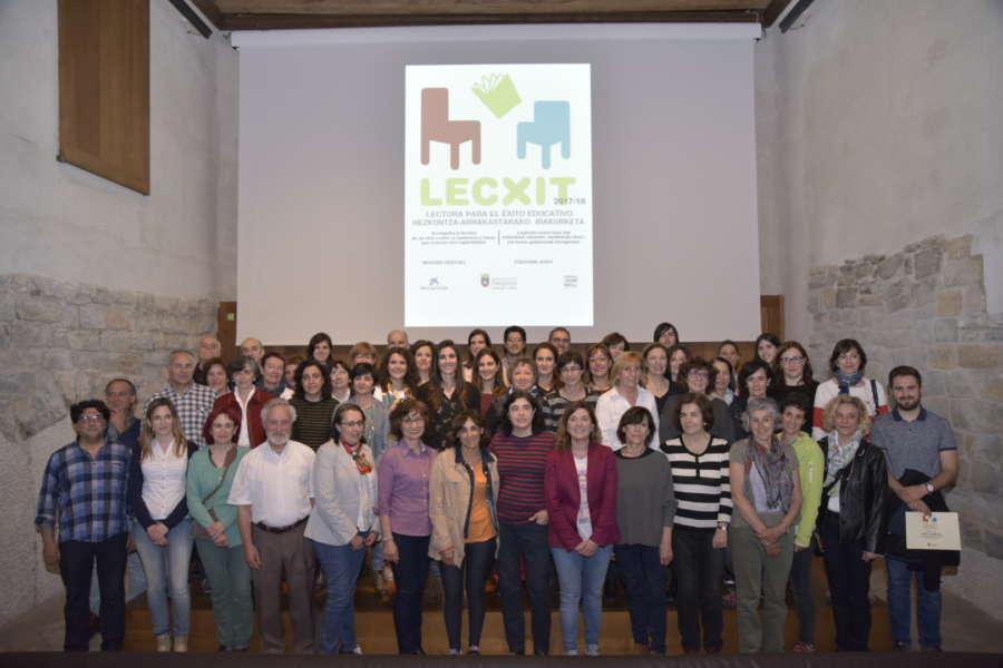 63 personas premiadas por su labor de voluntariado como animadores a la lectura