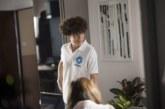 Una titulada por la UPNA protagoniza una campaña publicitaria de electrodomésticos para televisión