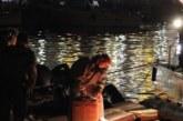 La Guardia Civil intervienen 4.100 kilos de hachís en una lancha en el Estrecho de Gibraltar