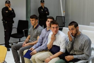 """Los 4 acusados de la """"kale borroka"""" de Pamplona se desvinculan de los disturbios"""