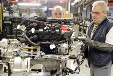 Los pedidos industriales se disparan un 25 % en noviembre y las ventas el 0,5 por ciento