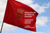 UPN, PSN y PP dicen que la manifestación del 2 de junio es contra la política lingüística