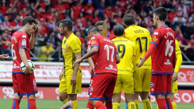 1-1: Higinio salva un punto al Numancia cuando el Osasuna tocaba promoción