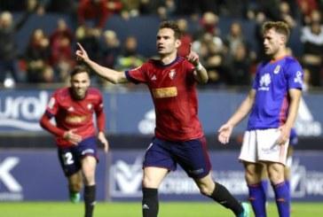 2-1. Osasuna se mete en la pelea por la promoción tras remontada ante Oviedo