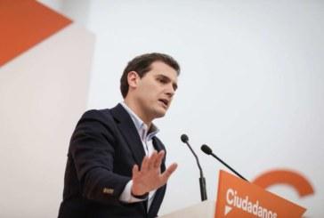 Rivera cree que el PSC se ha apoderado del PSOE con «barbaridad» de referéndum