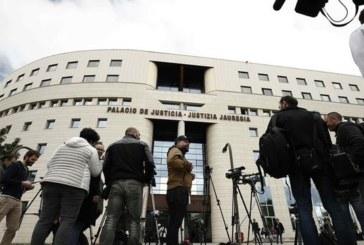 La Audiencia de Navarra pospone al 26 la vistilla de La Manada