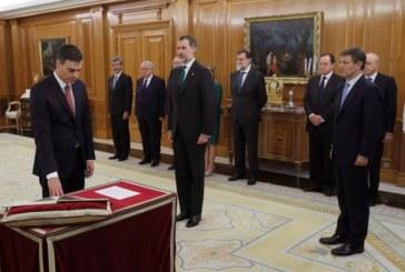 Sánchez asume el cargo en bonanza económica pero con el paro y la deuda elevados