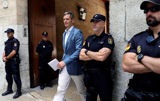 Iñaki Urdangarin ingresa en la cárcel de Brieva (Ávila)