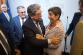 """La delegada del Gobierno ofrece a Torra diálogo con """"lealtad"""" y sin """"división"""""""