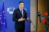 """Pedro Sánchez ve """"un punto de partida"""" la propuesta de centros de desembarco en la UE"""