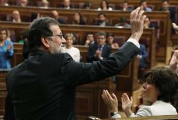 Rajoy renuncia a su acta de diputado y pedirá el reingreso en el Cuerpo de Registradores