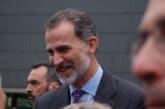El rey visita el martes Navarra para entregar la Medalla de Oro de la CEN
