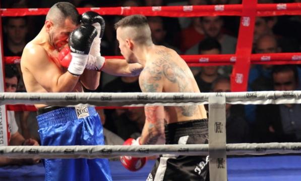 Sangüesa acogerá una velada de boxeo y K1 el próximo 30 de junio