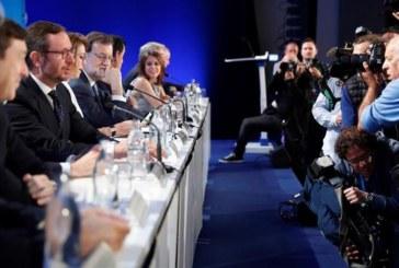 Rajoy subraya que no tiene «sucesores ni delfines» ni piensa señalar a nadie