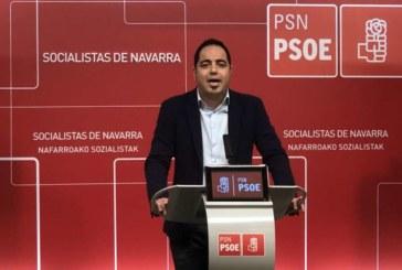 El PSN «saluda» el «cambio» del Gobierno foral hacia el TAV y Canal Navarra
