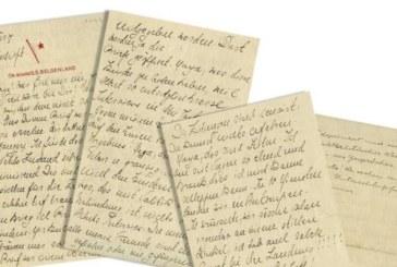 Una carta de Einstein y su mujer en pleno asedio nazi alcanza los 30.250 dólares