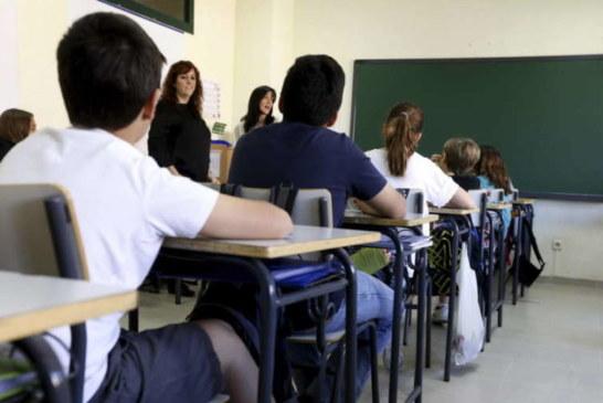 Pacto educativo, administraciones publicas y corrupción, retos a corto