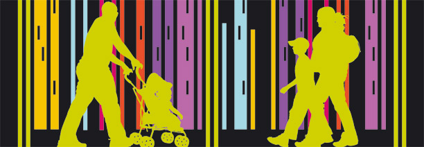Comienza hoy «Comercio hace ciudad» con música, hinchables y animación