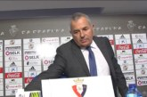 El director general Fran Canal se integra en la plantilla de Osasuna