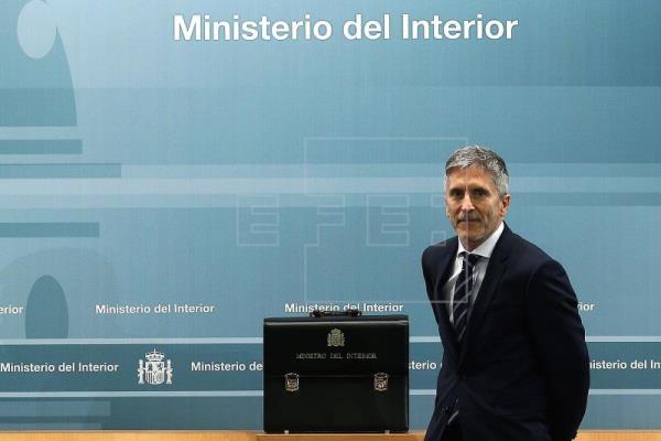 Marlaska destituye al jefe de la lucha antiterrorista