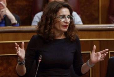 Montero avanza que también se devolverá el IRPF de los permisos de paternidad