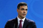 Sánchez dice que todas las medidas del PGE son viables y pide apoyo a PP y Cs