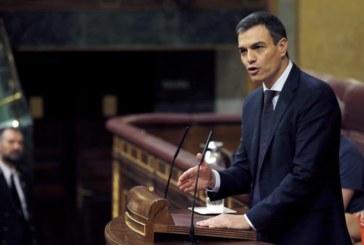 Sánchez propone prohibir por ley las amnistías fiscales