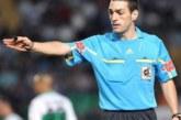 El árbitro navarro Eduardo Prieto Iglesias regresa a Primera División