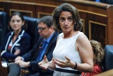Ribera defiende la seguridad legal y técnica de la presa de Yesa