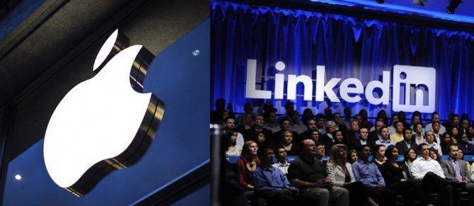 Apple es una mujer y LinkedIn un hombre
