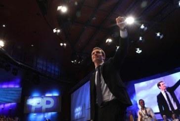Pablo Casado, nuevo presidente del PP con el 57 % de los votos