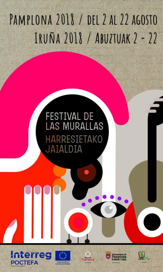 Más de 107.000 personas han participado en las actividades culturales organizadas este verano por el Ayuntamiento de Pamplona