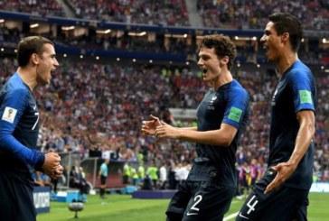 Francia derrota a Croacia (4-2) y es la nueva campeona del mundo
