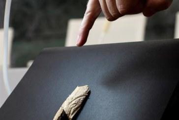 Hallan en Guipúzcoa un colgante prehistórico con un único precedente mundial