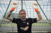 El portero Rubén es seria duda para el debut en Mallorca por lesión muscular