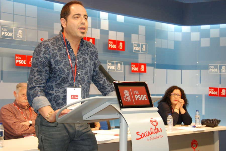 """El PSN-PSOE denuncia el """"silencio cómplice"""" del Gobierno y el cuatripartito con Davalor"""