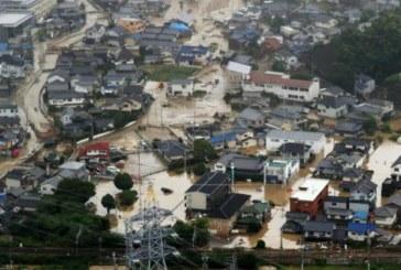 Ascienden a 38 los fallecidos por las lluvias torrenciales en Japón