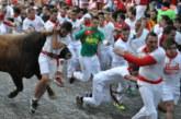 Cuatro de cada diez corredores que corren el encierro sanferminero son extranjeros