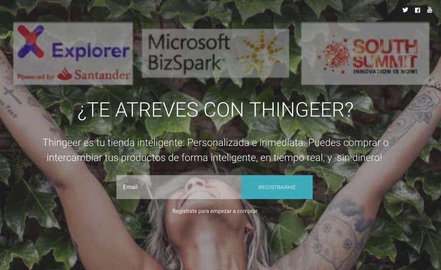 """""""Thingeer"""", una aplicación navarra ganadora de un viaje a Silicon Valley"""