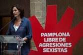 Geroa Bai ve en las decisiones de Maya una vuelta a «la Pamplona más gris, , más triste y más sectaria»