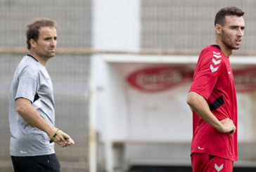 Acuerdo entre Osasuna e Imanol García para la rescisión de su contrato