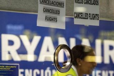 Los tripulantes de Ryanair harán huelga el 28 de septiembre en cinco países