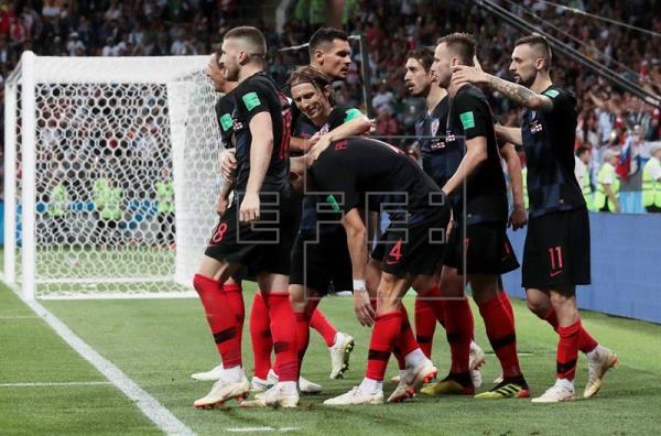 "Rakitic: ""Modric merece el premio a mejor jugador del Mundial"""