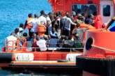 Llegan en pateras 7.465 inmigrantes a España en lo que va de año, un 24 % más