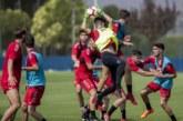 Osasuna retoma los entrenamientos para preparar el partido ante el Sporting